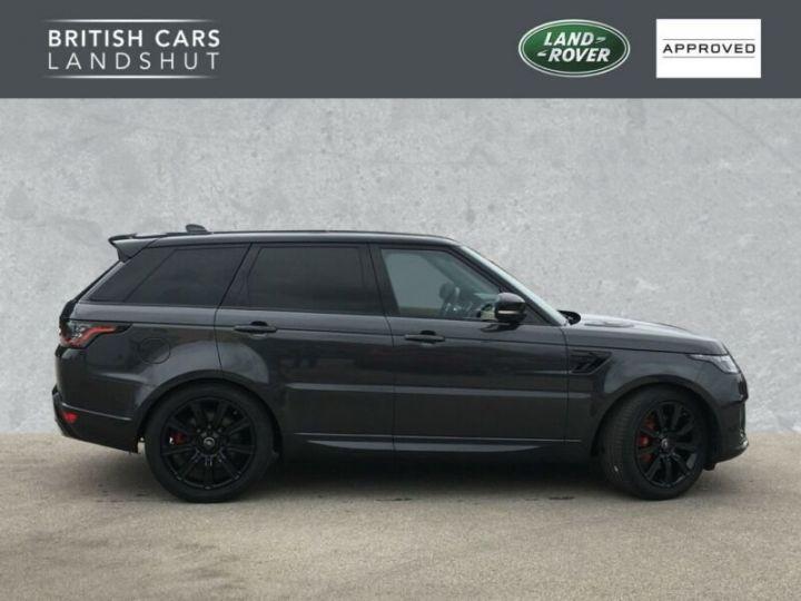 Land Rover Range Rover Sport noir - 3