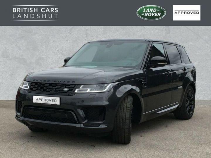 Land Rover Range Rover Sport noir - 6