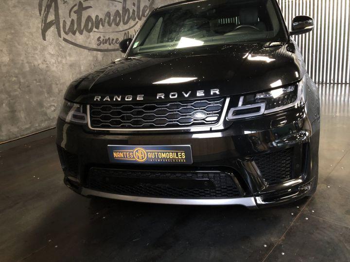Land Rover Range Rover Sport 2.0 P400E HSE MARK VI NOIR  - 3
