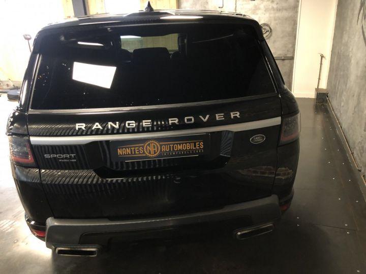 Land Rover Range Rover Sport 2.0 P400E HSE MARK VI NOIR  - 4