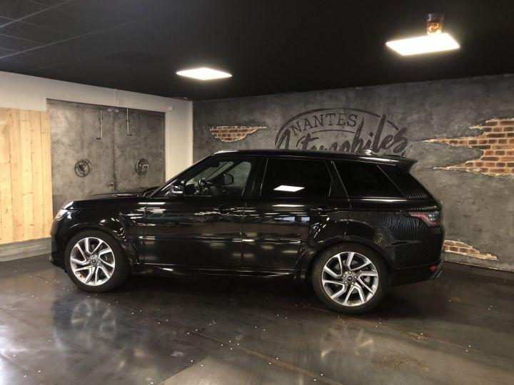 Land Rover Range Rover Sport 2.0 P400E HSE MARK VI NOIR  - 5