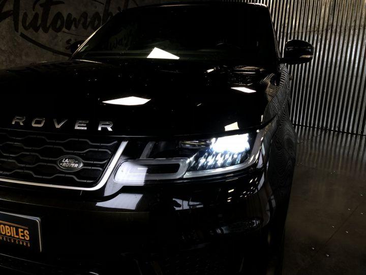 Land Rover Range Rover Sport 2.0 P400E HSE MARK VI NOIR  - 6