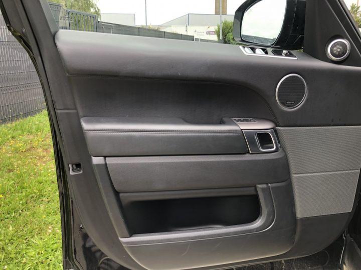 Land Rover Range Rover Sport 2.0 P400E HSE MARK VI NOIR  - 8