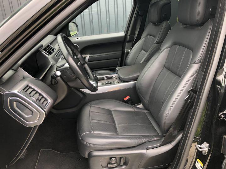 Land Rover Range Rover Sport 2.0 P400E HSE MARK VI NOIR  - 9
