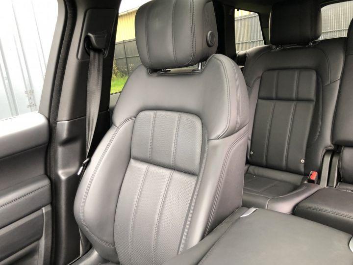 Land Rover Range Rover Sport 2.0 P400E HSE MARK VI NOIR  - 14