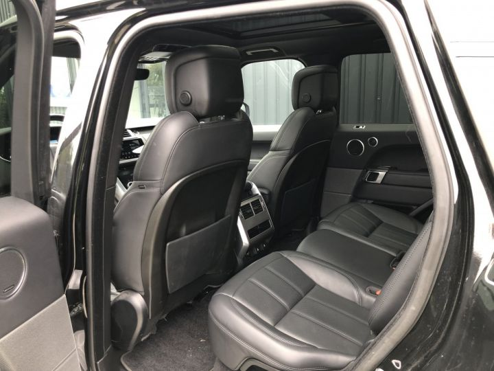 Land Rover Range Rover Sport 2.0 P400E HSE MARK VI NOIR  - 18