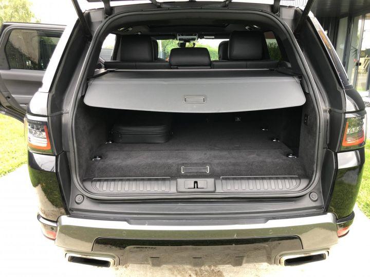 Land Rover Range Rover Sport 2.0 P400E HSE MARK VI NOIR  - 19