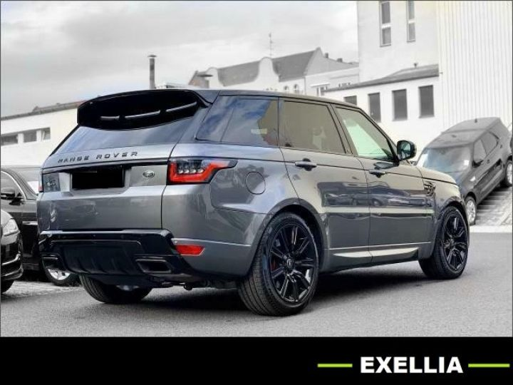 Land Rover Range Rover Sport 2.0 P400E PHEV 404 HSE DYNAMIC PLUS AUTO CORRIS GREY  Occasion - 2