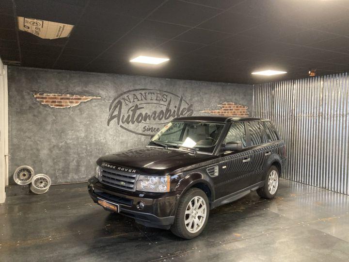 Land Rover Range Rover Sport 2,7 TDV6 190 CH SE BVA  NOIR  - 1
