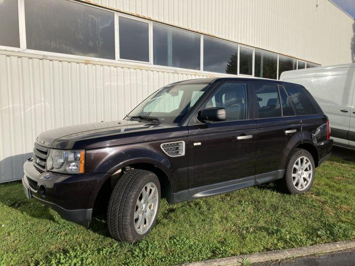 Land Rover Range Rover Sport 2,7 TDV6 190 CH SE BVA  NOIR  - 9