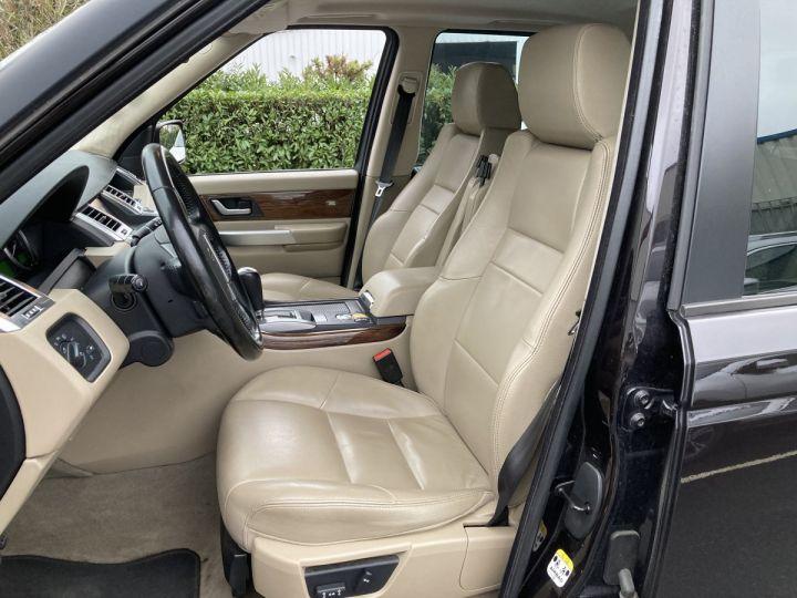 Land Rover Range Rover Sport 2,7 TDV6 190 CH SE BVA  NOIR  - 10