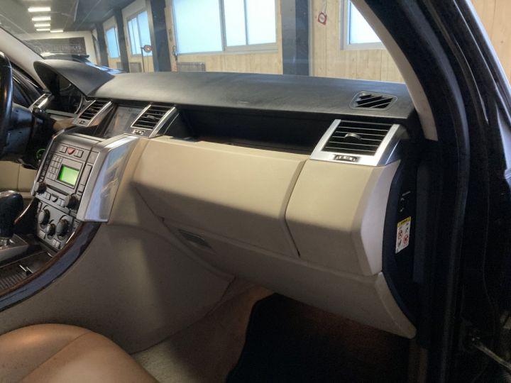 Land Rover Range Rover Sport 2,7 TDV6 190 CH SE BVA  NOIR  - 12