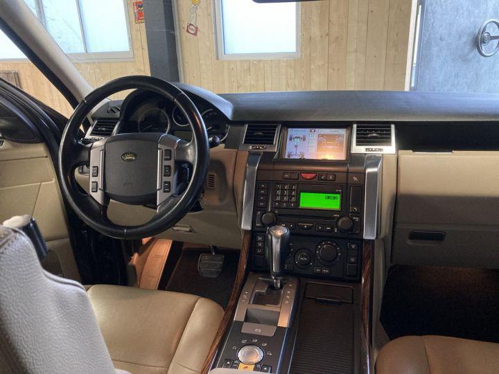 Land Rover Range Rover Sport 2,7 TDV6 190 CH SE BVA  NOIR  - 18