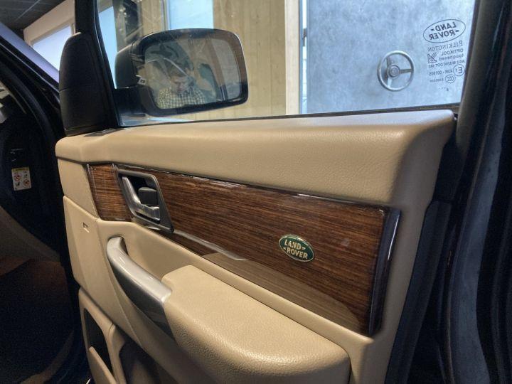 Land Rover Range Rover Sport 2,7 TDV6 190 CH SE BVA  NOIR  - 20