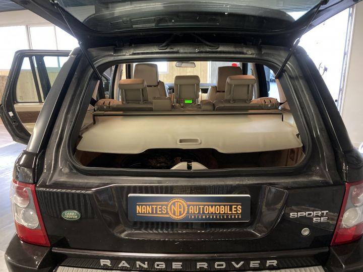 Land Rover Range Rover Sport 2,7 TDV6 190 CH SE BVA  NOIR  - 21