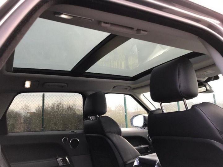 Land Rover Range Rover Sport 2 TDV6 258 HSE BVA8 Gris Occasion - 13
