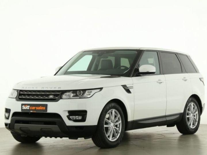 Land Rover Range Rover  Sport 3.0 Blanc - 1