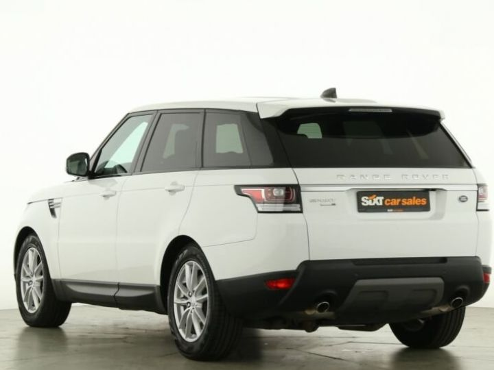 Land Rover Range Rover  Sport 3.0 Blanc - 2