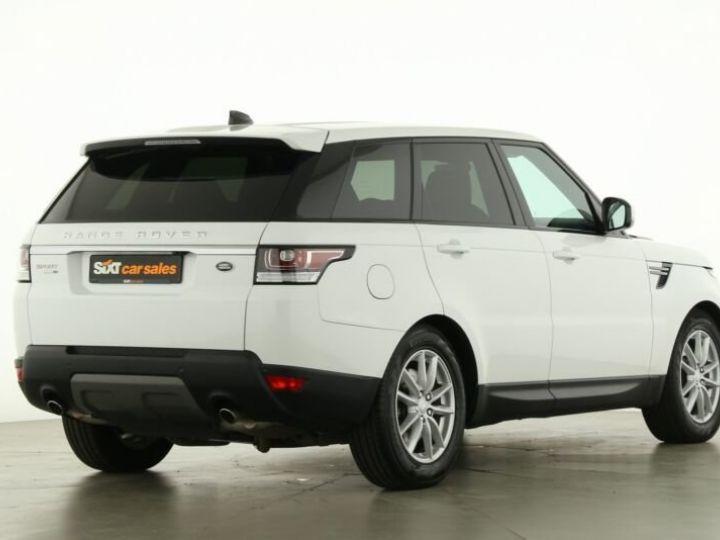 Land Rover Range Rover  Sport 3.0 Blanc - 3