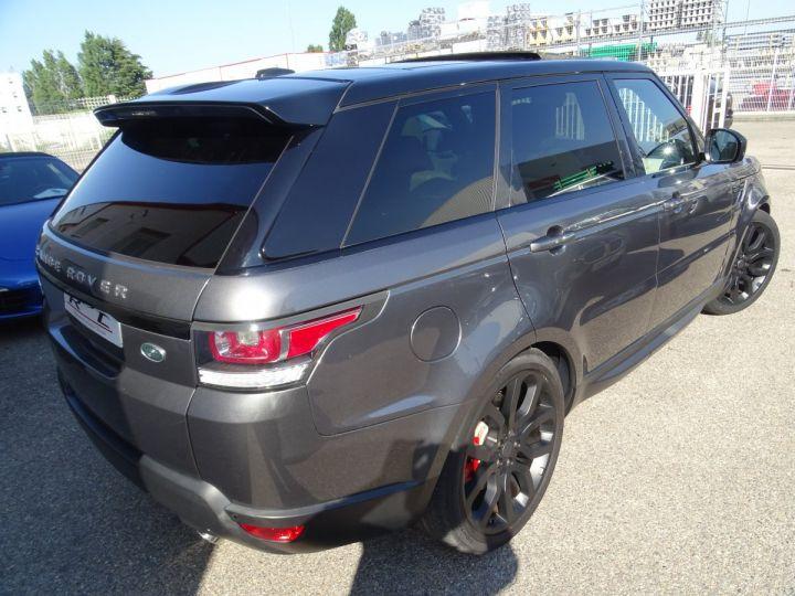 Land Rover Range Rover Sport 3.0 SDV6 292 HSE DYNAMIC AUTO/Toe Pano Jantes 22  GPS Bixenon  Meridian .... gris anthracite métallisé - 6