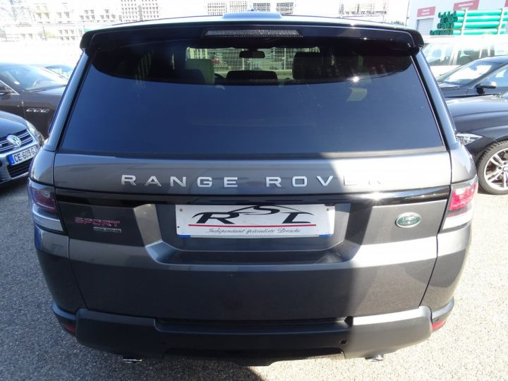Land Rover Range Rover Sport 3.0 SDV6 292 HSE DYNAMIC AUTO/Toe Pano Jantes 22  GPS Bixenon  Meridian .... gris anthracite métallisé - 7