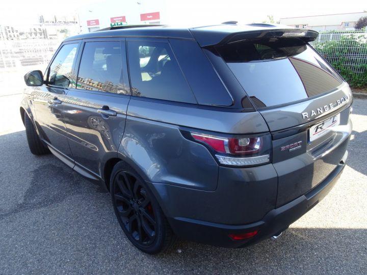 Land Rover Range Rover Sport 3.0 SDV6 292 HSE DYNAMIC AUTO/Toe Pano Jantes 22  GPS Bixenon  Meridian .... gris anthracite métallisé - 8