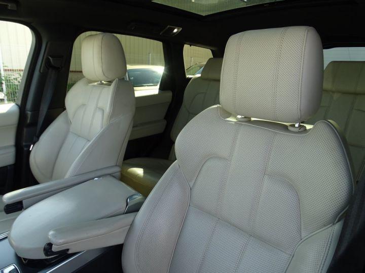 Land Rover Range Rover Sport 3.0 SDV6 292 HSE DYNAMIC AUTO/Toe Pano Jantes 22  GPS Bixenon  Meridian .... gris anthracite métallisé - 10