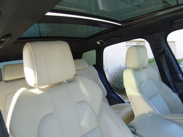 Land Rover Range Rover Sport 3.0 SDV6 292 HSE DYNAMIC AUTO/Toe Pano Jantes 22  GPS Bixenon  Meridian .... gris anthracite métallisé - 14