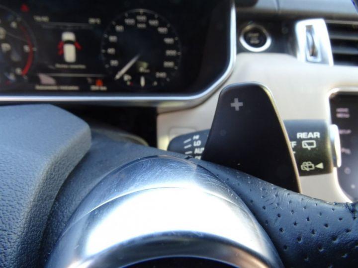 Land Rover Range Rover Sport 3.0 SDV6 292 HSE DYNAMIC AUTO/Toe Pano Jantes 22  GPS Bixenon  Meridian .... gris anthracite métallisé - 18