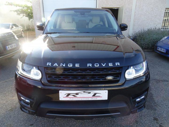 Land Rover Range Rover Sport 3.0 SDV6 306 19CV AUTOBIOGRAPHY DYNAMIC AUTO Noir metallisé - 3
