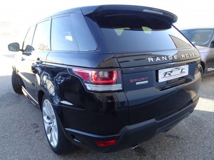Land Rover Range Rover Sport 3.0 SDV6 306 19CV AUTOBIOGRAPHY DYNAMIC AUTO Noir metallisé - 6