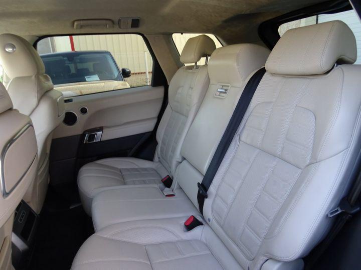 Land Rover Range Rover Sport 3.0 SDV6 306 19CV AUTOBIOGRAPHY DYNAMIC AUTO Noir metallisé - 15