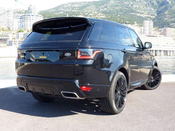 Land Rover Range Rover Sport 3.0 SDV6 306 AUTOBIOGRAPHY DYNAMIC Noir Santorini Occasion - 6