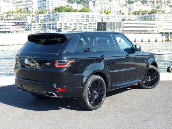 Land Rover Range Rover Sport 3.0 SDV6 306 AUTOBIOGRAPHY DYNAMIC Noir Santorini Occasion - 7
