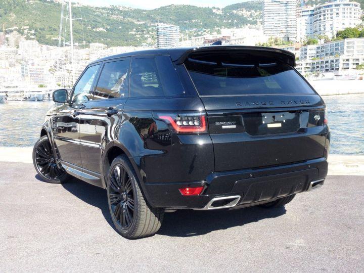 Land Rover Range Rover Sport 3.0 SDV6 306 AUTOBIOGRAPHY DYNAMIC Noir Santorini Occasion - 8