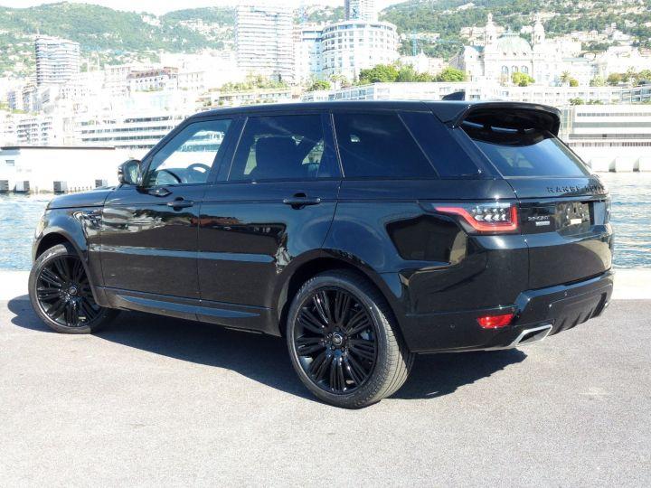Land Rover Range Rover Sport 3.0 SDV6 306 AUTOBIOGRAPHY DYNAMIC Noir Santorini Occasion - 9
