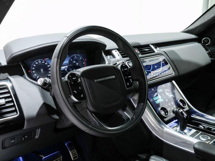 Land Rover Range Rover Sport 3.0 SDV6 306 AUTOBIOGRAPHY DYNAMIC Noir Santorini Occasion - 11