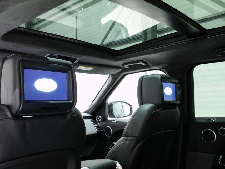 Land Rover Range Rover Sport 3.0 SDV6 306 AUTOBIOGRAPHY DYNAMIC Noir Santorini Occasion - 15