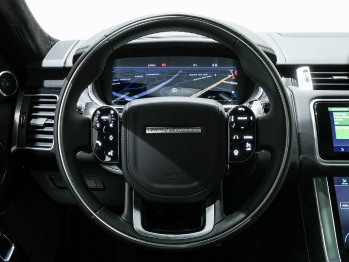 Land Rover Range Rover Sport 3.0 SDV6 306 AUTOBIOGRAPHY DYNAMIC Noir Santorini Occasion - 17