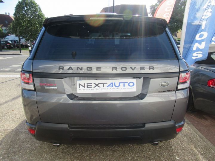 Land Rover Range Rover Sport 3.0 SDV6 306 AUTOBIOGRAPHY DYNAMIC MARK IV Gris Fonce - 7