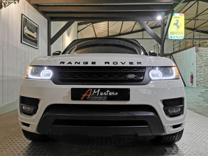 Land Rover Range Rover Sport 3.0 SDV6 306 CV HSE BVA Blanc - 3