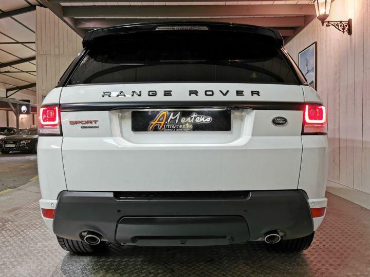 Land Rover Range Rover Sport 3.0 SDV6 306 CV HSE BVA Blanc - 4