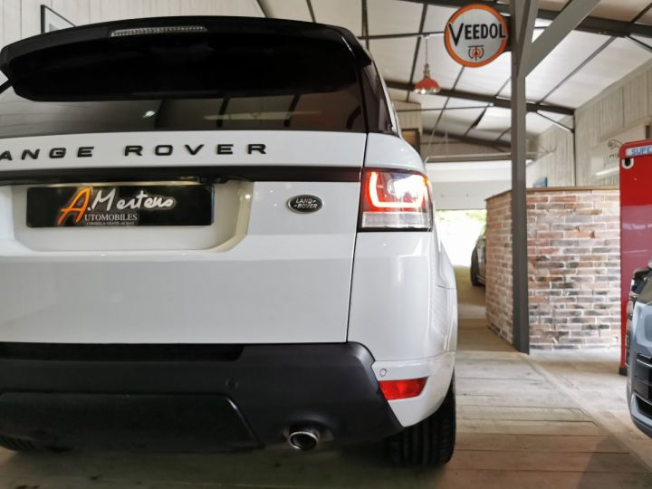 Land Rover Range Rover Sport 3.0 SDV6 306 CV HSE BVA Blanc - 20