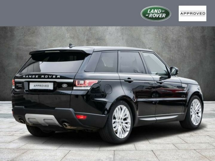 Land Rover Range Rover Sport 3.0 SDV6 HSE Dynamic GRIS METAL - 2
