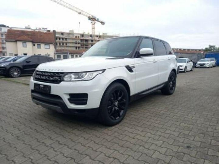 Land Rover Range Rover Sport 3.0 TDV6 HSE/ CUIR / GPS / PHARE XENON / TOIT Pano / GARANTIE 12 MOIS / Noir et blanc - 1