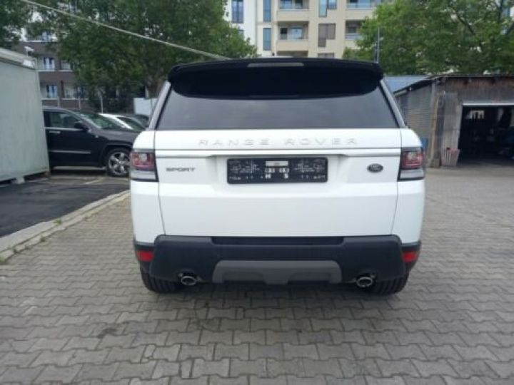 Land Rover Range Rover Sport 3.0 TDV6 HSE/ CUIR / GPS / PHARE XENON / TOIT Pano / GARANTIE 12 MOIS / Noir et blanc - 5