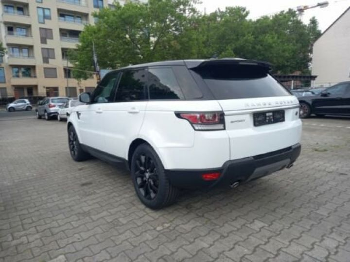 Land Rover Range Rover Sport 3.0 TDV6 HSE/ CUIR / GPS / PHARE XENON / TOIT Pano / GARANTIE 12 MOIS / Noir et blanc - 6