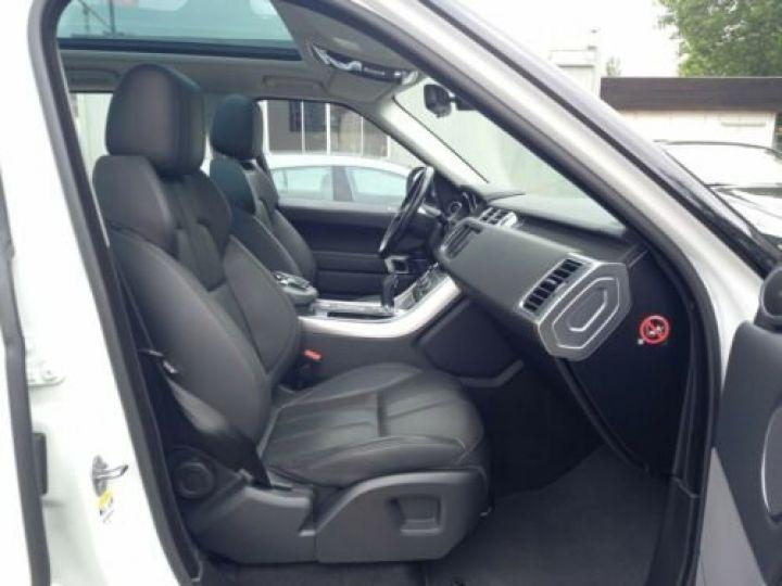 Land Rover Range Rover Sport 3.0 TDV6 HSE/ CUIR / GPS / PHARE XENON / TOIT Pano / GARANTIE 12 MOIS / Noir et blanc - 10