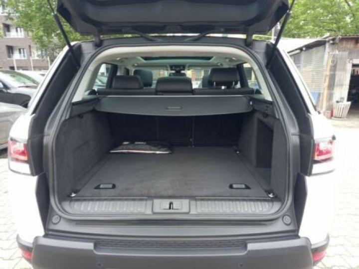 Land Rover Range Rover Sport 3.0 TDV6 HSE/ CUIR / GPS / PHARE XENON / TOIT Pano / GARANTIE 12 MOIS / Noir et blanc - 12