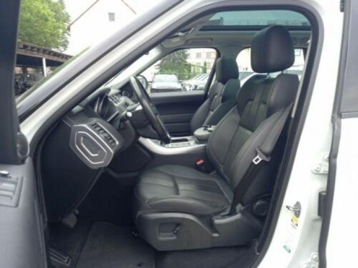Land Rover Range Rover Sport 3.0 TDV6 HSE/ CUIR / GPS / PHARE XENON / TOIT Pano / GARANTIE 12 MOIS / Noir et blanc - 14